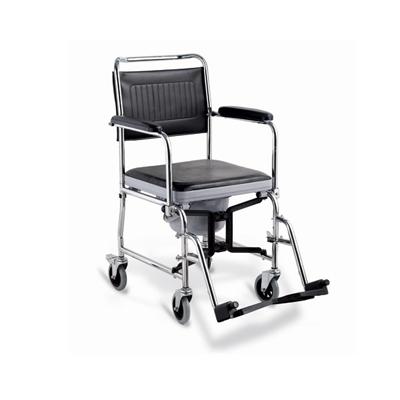 Комбиниран стол за тоалет и баня LEO 272