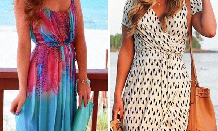 Модерни рокли за лятото