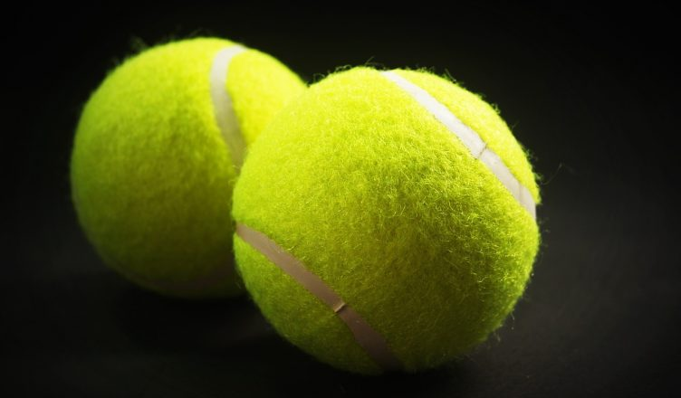 топка за тенис - уникален преносим уред за упражнения и фитнес