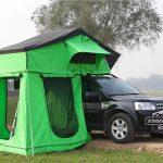 къмпинг с палатка за кола