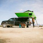 отпуска с палатка за автомобил