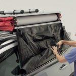 как са сгънем палатка за автомобил