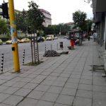 некачествен ремонт на тротоар от рай комерс