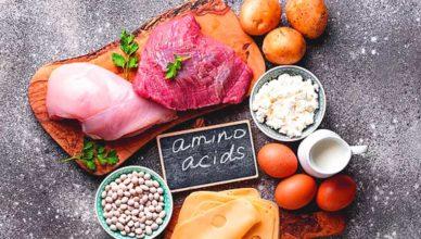 Аминокиселини за мускулна маса от Fitneshrani.com